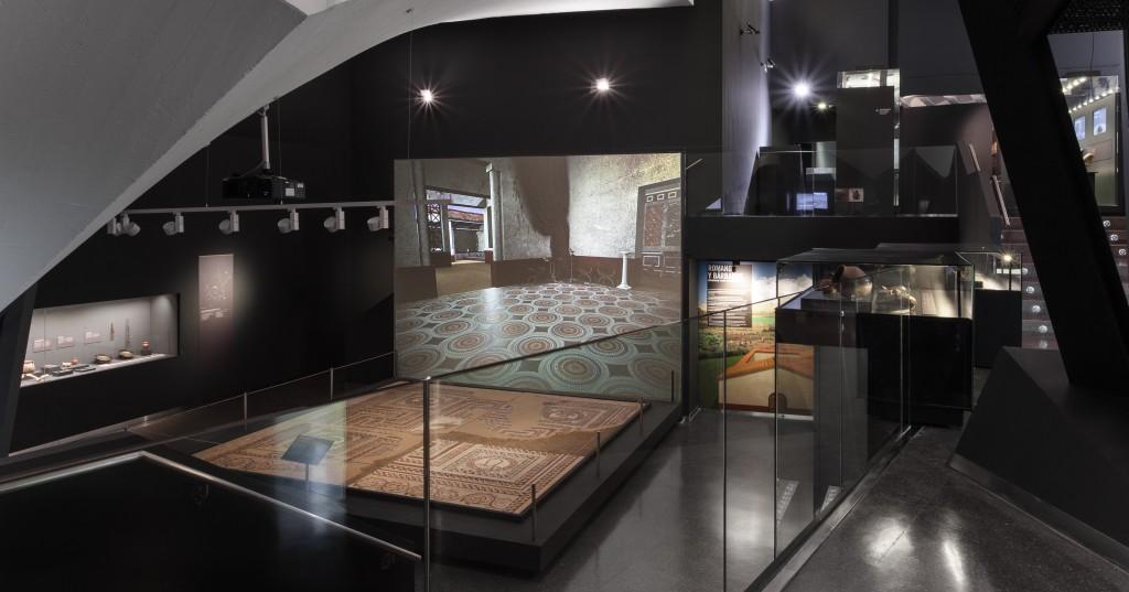 Visita a la Villa Romana mediante Realidad Virtual